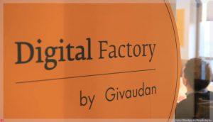 Givaudan instala sua digital factory em paris