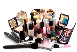 Sobe a venda de produtos de beleza